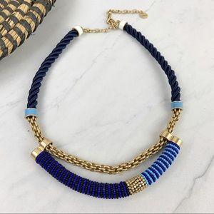 Stella & Dot Seaside Rope Necklace